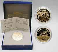 Frankreich : 20 Euro Sprint , inkl. Originaletui und Zertifikat  2003 PP