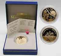 Frankreich : 20 Euro Bergetappe , inkl. Originaletui und Zertifikat  2003 PP