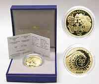 Frankreich : 20 Euro Aladin inkl. Zertifikat und Originaletui  2004 PP