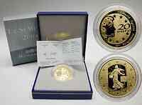 Frankreich : 20 Euro Die Säerin, inkl. Originaletui und Zertifikat  2004 PP