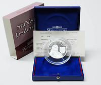 Frankreich : 20 Euro Stanislas Leszczynski  2007 PP Leszczynski