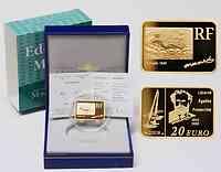 Frankreich : 20 Euro Manet inkl. Originaletui und Zertifikat  2008 PP 20 Euro Manet 2008