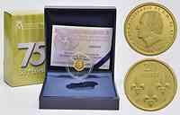 Spanien : 20 Euro 75. Geburtstag König Juan Carlos  2013 PP