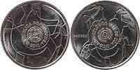 Portugal : 2,5 Euro Coa Tal  2010 Stgl.