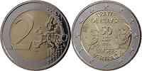 Deutschland : 2 Euro Elysée-Vertrag  2013 Stgl.