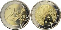 Finnland : 2 Euro 100 Jahre Wahlrecht  2006 bfr 2 Euro Finnland 2006
