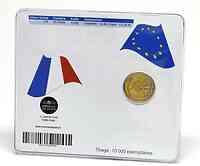 Frankreich : 2 Euro 10 Jahre Euro Bargeld  2012 Stgl.
