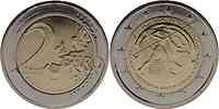 Griechenland : 2 Euro 2500 Jahre Schlacht von Marathon  2010 bfr 2 Euro Griechenland 2010 Marathon