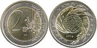 Italien : 2 Euro World Food Programme  2004 bfr