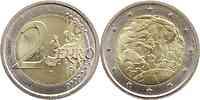 Italien 2 Euro Menschenrechte 2008 Stgl.