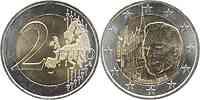 Luxemburg : 2 Euro Großherzogliches Palais  2007 bfr 2 Euro Luxemburg 2007