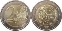 Portugal : 2 Euro 100 Jahre Portugiesische Republik  2010 bfr 2 Euro Portugal 2010