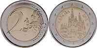 Spanien : 2 Euro Burgos  2012 bfr