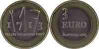 Slowenien : 3 Euro Tolmin  2013 Stgl.