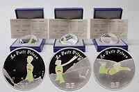 Frankreich : 4,5 Euro 3 x 1,5 Euro der kleine Prinz inkl. Originaletui und Zertifikat  2007 PP