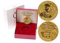 Österreich : 50 Euro Ignaz Philipp Semmelweis inkl. Originaletui und Zertifikat  2008 PP 50 Euro Semmelweis