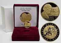 Belgien 50 Euro Paul Delvaux 2012 PP