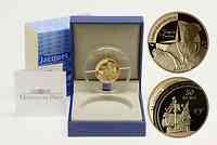 Frankreich : 50 Euro Entdecker Jacques Cartier  2011 PP
