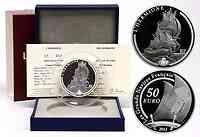 Frankreich : 50 Euro Hermione  2012 PP