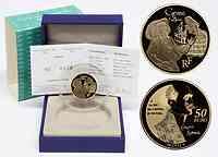 Frankreich : 50 Euro Cyrano de Bergerac  2012 PP