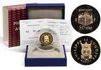 Frankreich : 50 Euro Philipp II. August  2012 Stgl.
