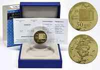 Frankreich : 50 Euro Louis XI.  2013 vz/Stgl.