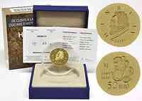 Frankreich : 50 Euro Henri IV.  2013 Stgl.