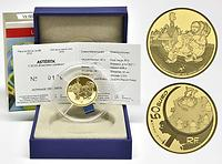 Frankreich 50 Euro Asterix 2013 PP