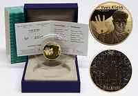 Frankreich : 50 Euro Yves Klein  2012 PP