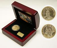 Niederlande : 50 Euro Jubiläum Beatrix  2005 PP