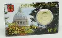 Vatikan : 50 Cent   2011 Stgl.