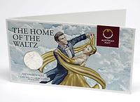 Österreich : 5 Euro The home of the Waltz  2013