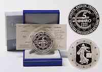 Frankreich : 5 Euro 5 Jahre Euro inkl. Originaletui und Zertifikat  2007 PP