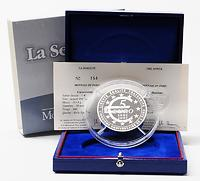 Frankreich : 5 Euro 5 Jahre Euro inkl. Originaletui und Zertifikat  2007 PP 5 Euro Säerin