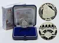 Italien : 5 Euro Kloster Santa Chiara in Neapel  inkl. Originaletui und Zertifikat  2010 PP