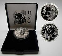 Niederlande : 5 Euro Van Gogh  2003 PP