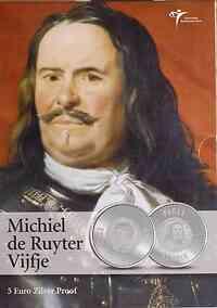 Niederlande : 5 Euro de Ruyter  2007 PP 5 Euro de Ruyter