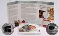 Niederlande : 5 Euro Niederlande und die Malkunst  2011 PP