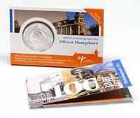Niederlande : 5 Euro 100 Jahre Münzgebäude Utrecht  2011 Stgl.