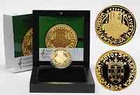 Portugal : 5 Euro O Justo de d. Joao II. inkl. Originaletui und Zertifikat  2010 PP