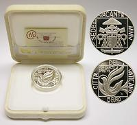 Vatikan : 5 Euro Sede Vacante , inkl. Originaletui und Zertifikat  2005 PP