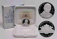 Vatikan : 5 Euro Seligsprechung Papst Johannes Paul II.  2011 PP