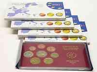 """Deutschland : 19,4 Euro kompletter Satz in Originalverpackung """"Bad Homburg"""" 2004 PP"""