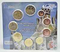 Spanien : 5,88 Euro KMS World Money Fair Berlin 2014  2014 Stgl.