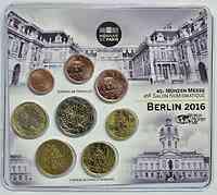 Frankreich : 3,88 Euro Mini KMS WMF Berlin 2016  2016 Stgl.