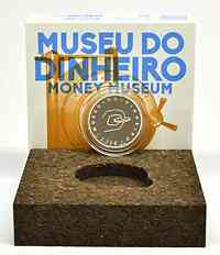 Portugal : 2,5 Euro Geldmuseum  2016 PP