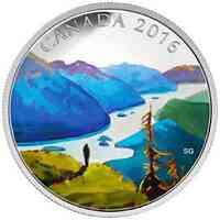 Kanada : 20 Dollar Canadian Landscapes - Gipfelankunft  2016 PP