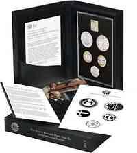 Großbritannien : 14,5 Pfund Kursmünzensatz - Standard Version  2017 PP