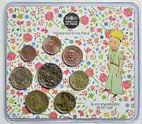 Frankreich : 3,88 Euro Mini KMS Baby Mädchen  2017 Stgl.