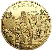 Kanada : 200 Dollar Große Kanadische Entdecker - Alexander Mackenzie  2017 PP